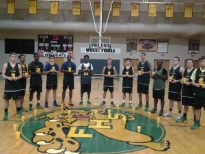 2014 Forrest High School Basketball Team