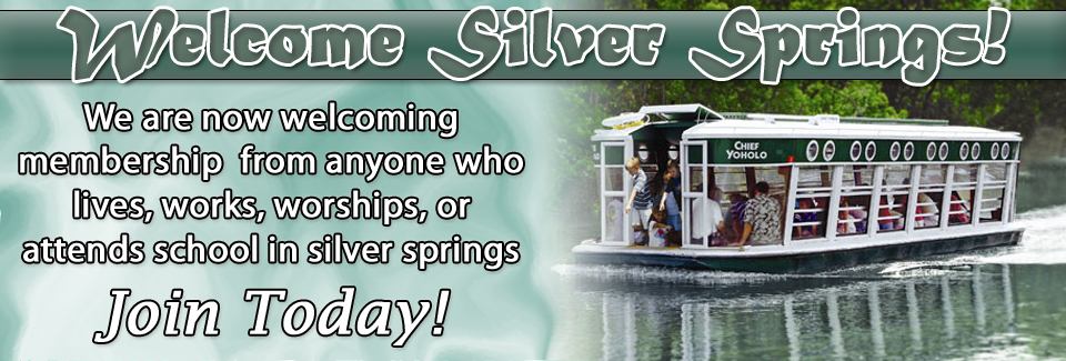 Welcome Silver Springs!