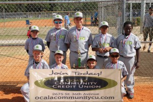 07-2014 Brick City Crew 10u Baseball Team - Highlands