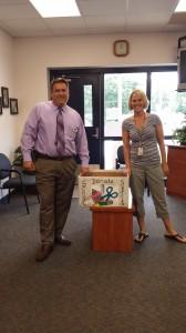 08-13-2014 Julie Newbold of Ward-Highland Elementary