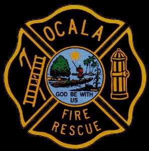 08-2014 Ocala Fire Rescue - Nat'lFire Safety Council, Inc - Sponsor Children's Education