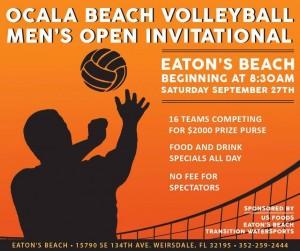 09-27-2014 Ocala Beach Volleyball Men's Open Invitational