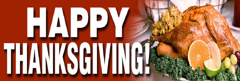 2014 Happy Thanksgiving!