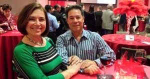 03-2015 Mr. & Mrs. Rojas attend Taste of Ocala