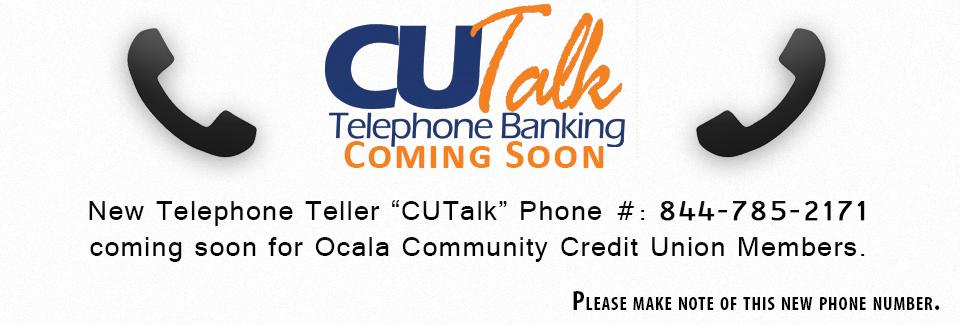 CU Talk Number
