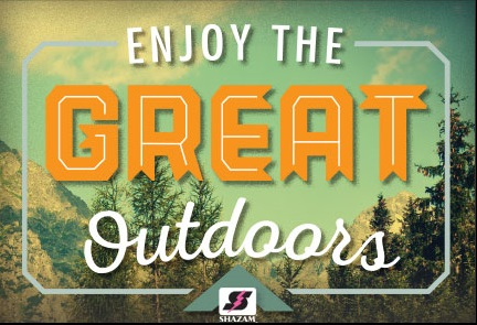 07-2015 Enjoy The Great Outdoors - SHAZAM Debit Cards