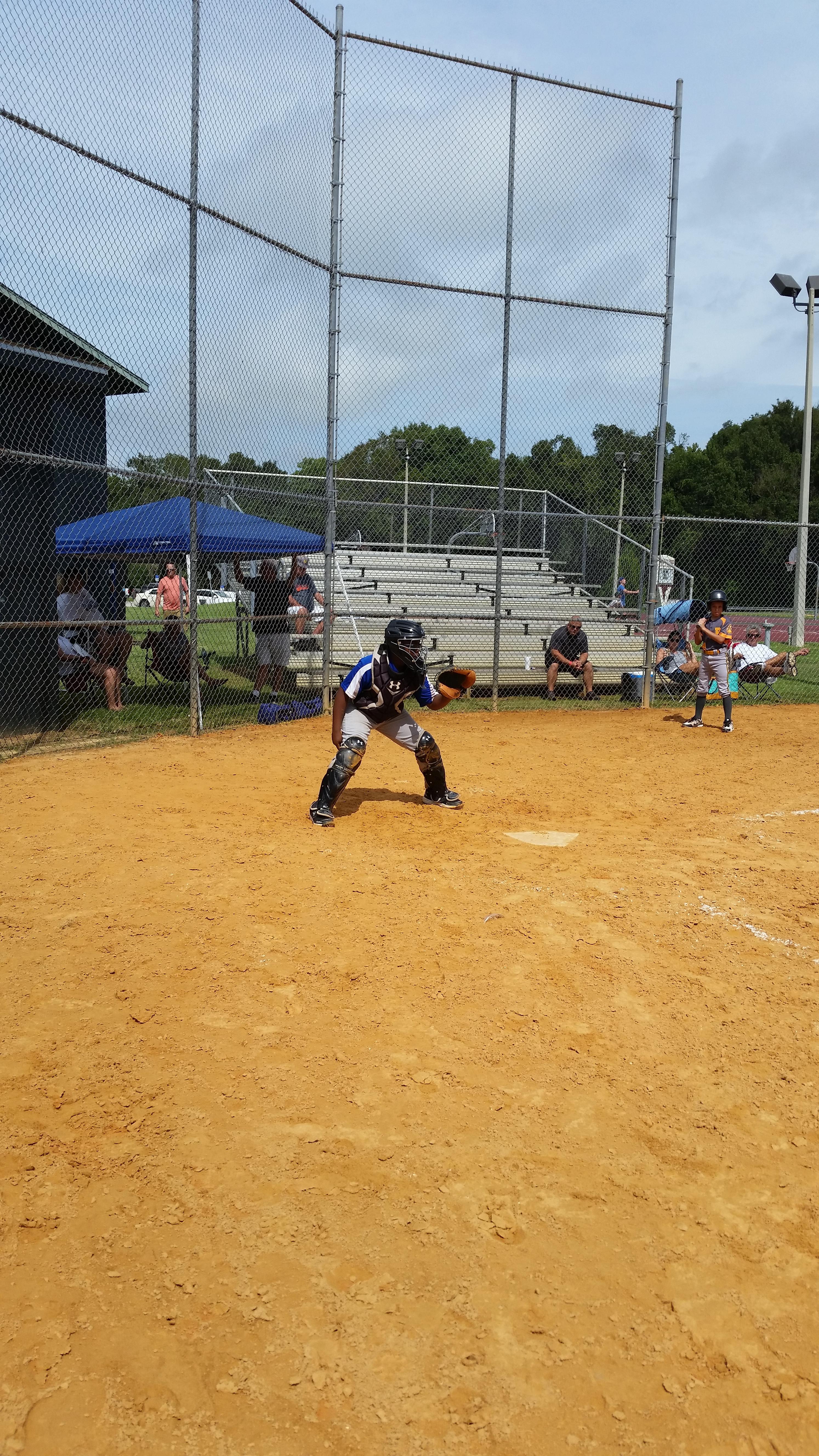 08-29-2015 Kylin Carter - Wrigley Baseball-Citra FL