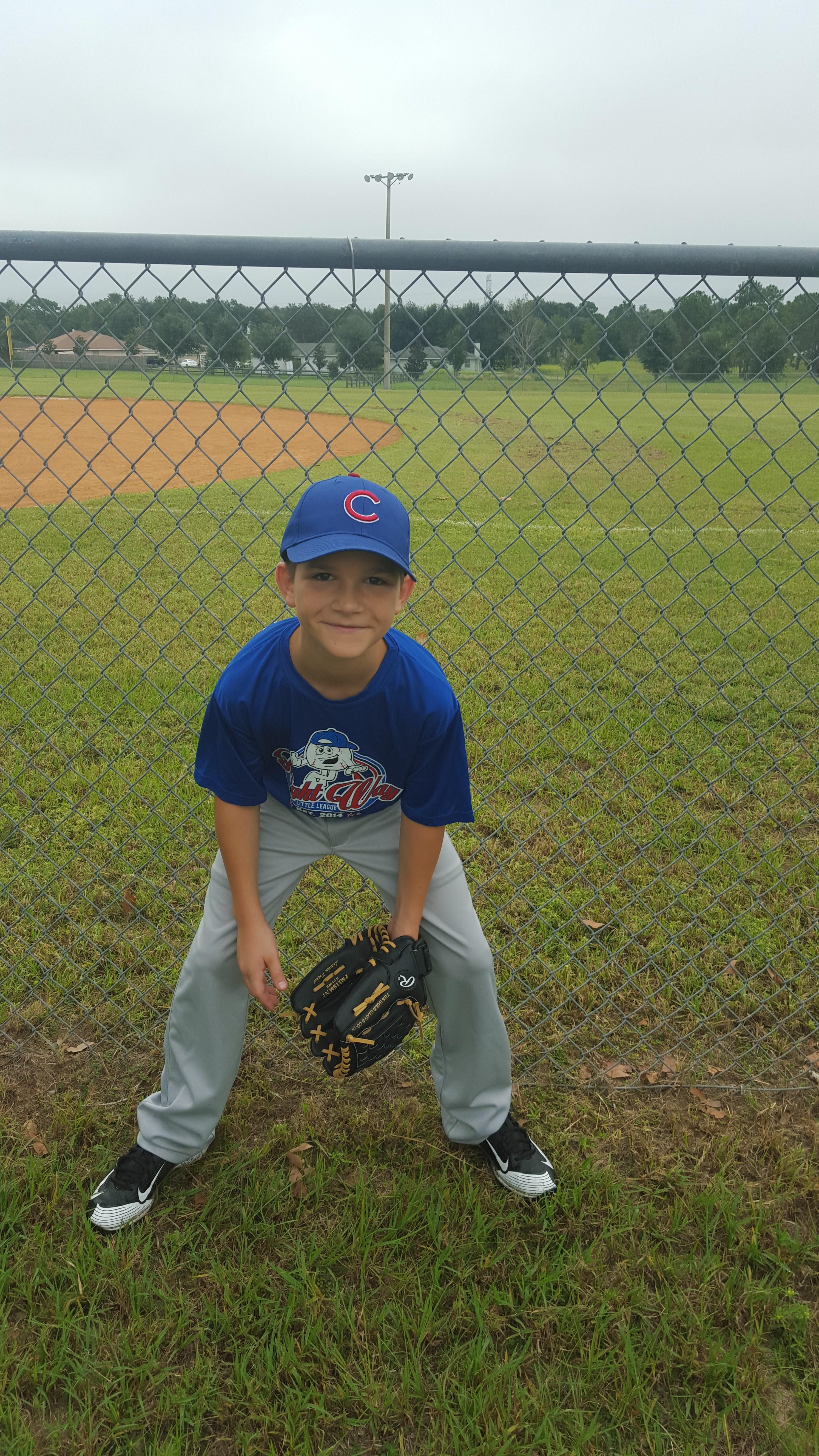 09-2015 Jennifer Connor's Son - Dillon Connor