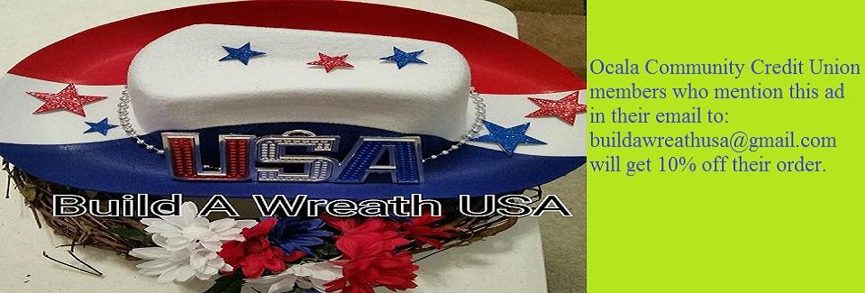 Build A Wreath USA - 10 Disc