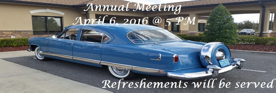 2016 Annual Meeting Announcement Web Banner1
