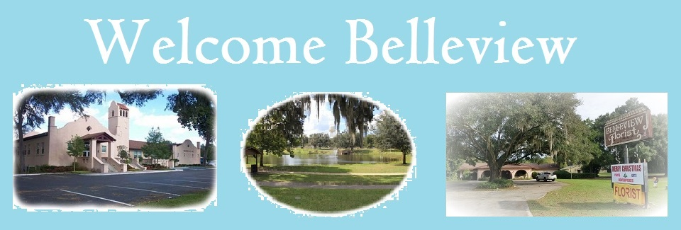Welcome Belleview