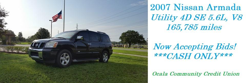 06-17-2016 2007 Nissan Armada