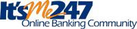 It'sMe247 Online Banking Community Logo