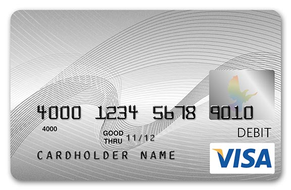 08-2016 Visa Debit Card