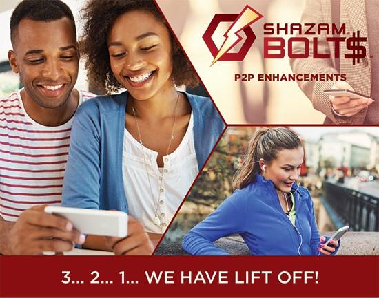 SHAZAM Boltz P2P