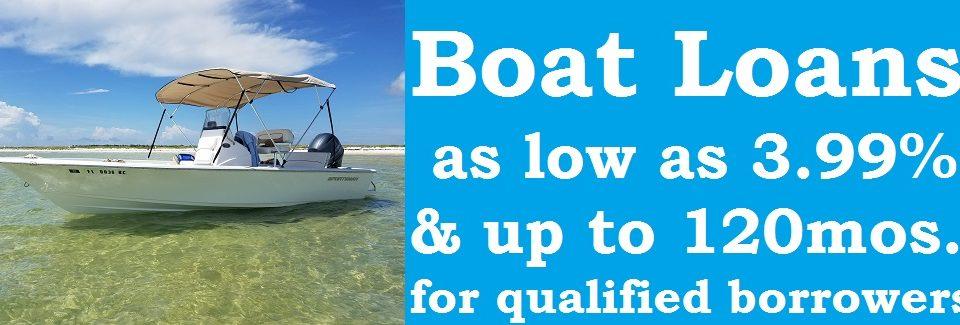 2017 Boat Loan Promo