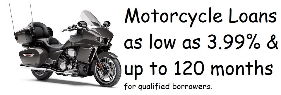 2017 Motorcycle Loan Promo