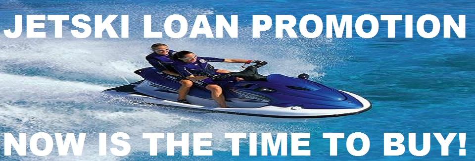 Jet Ski Loans