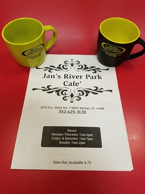 Jan's River Park Cafe'