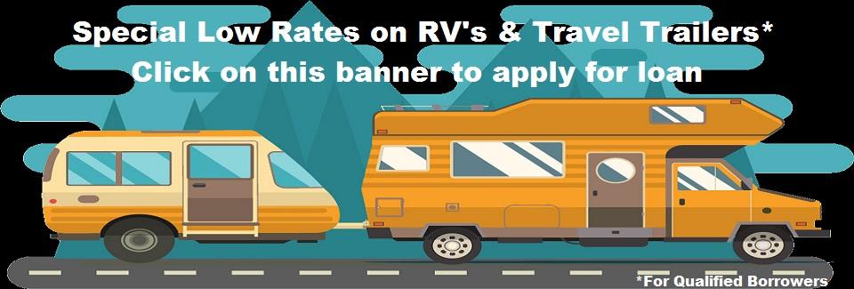 RV & Travel Trailers