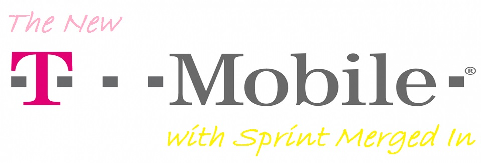 The New T-Mobile w/Sprint