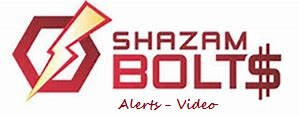 SHAZAM Bolt$-Alerts Video