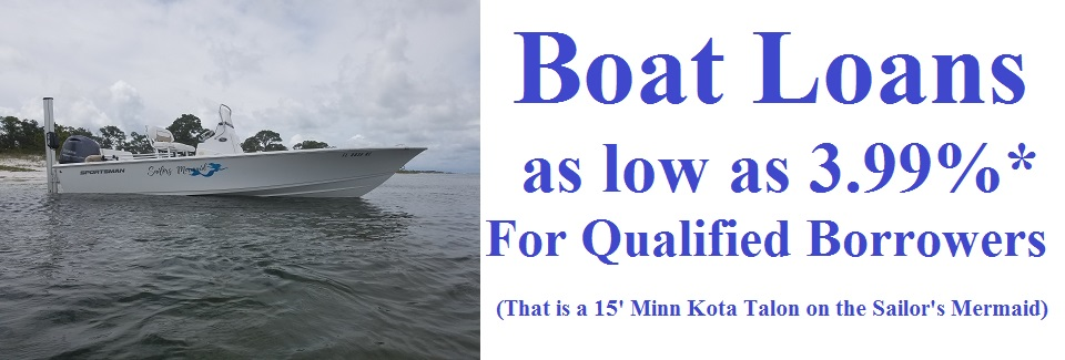 2018 Boat Loan Special