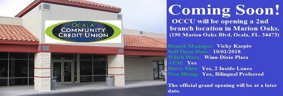 OCCU - Marion Oaks