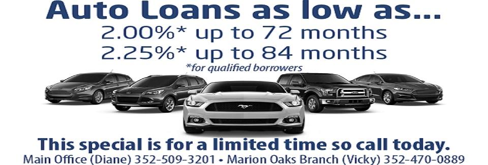 11-2018 Auto Loan Promo