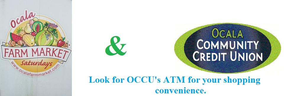 Ocala Farm Market & OCCU ATM