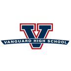Vanguard High School logo
