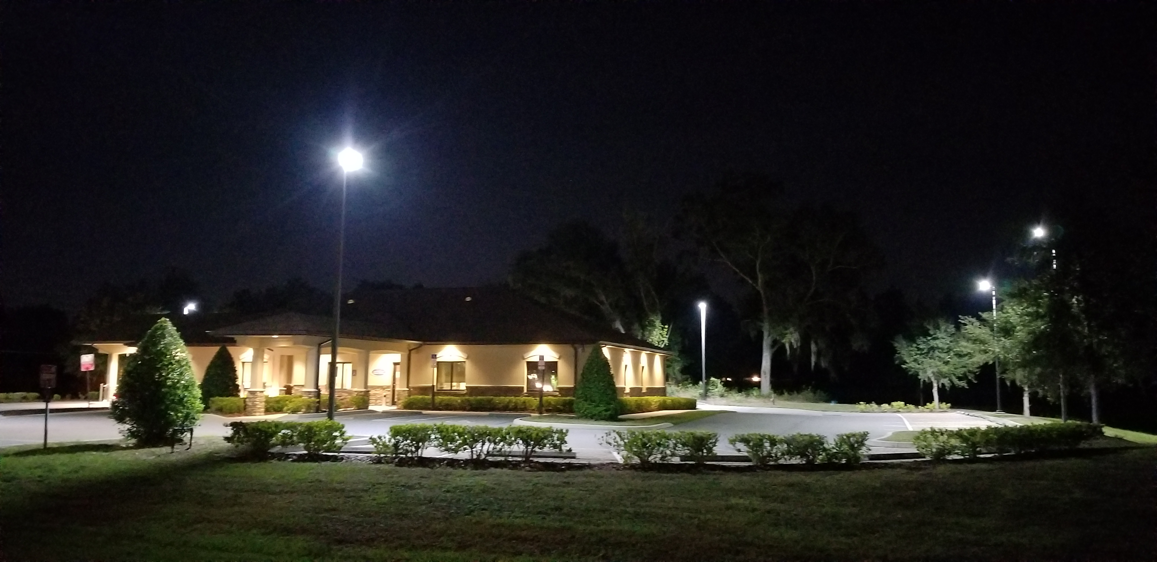 11-21-2018 OCCU's new lights