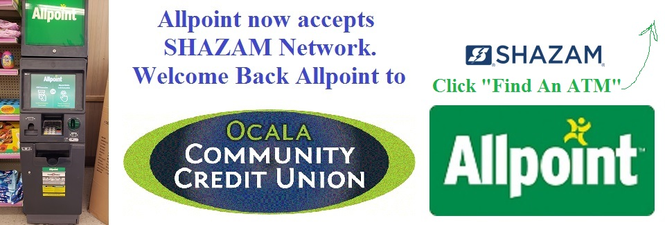 Welcome Back Allpoint ATM's