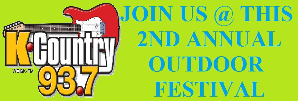 Join Us @ K-Country 2nd Annual Outdoor Fesitival