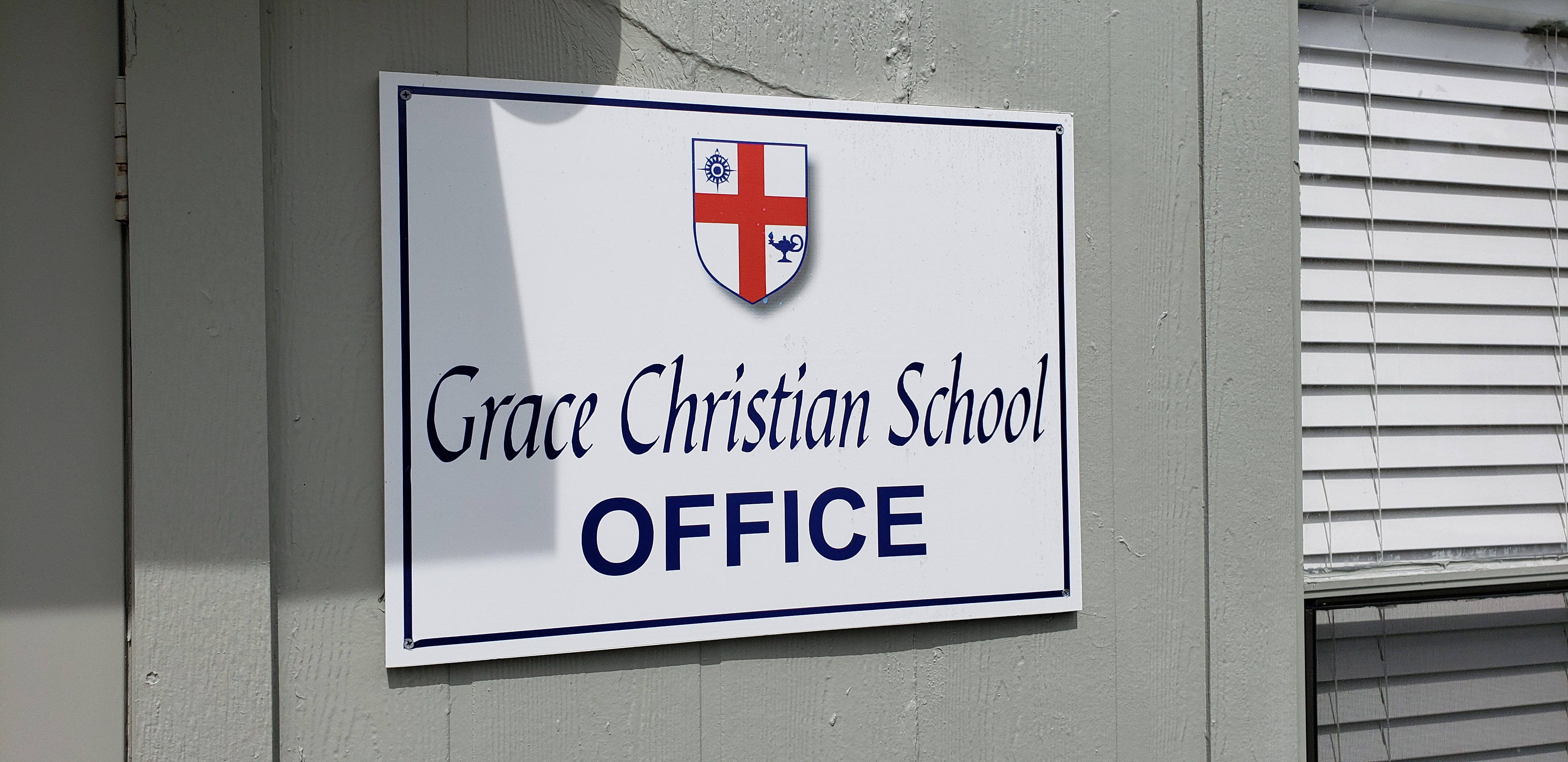 08-02-2019 Grace Christian School