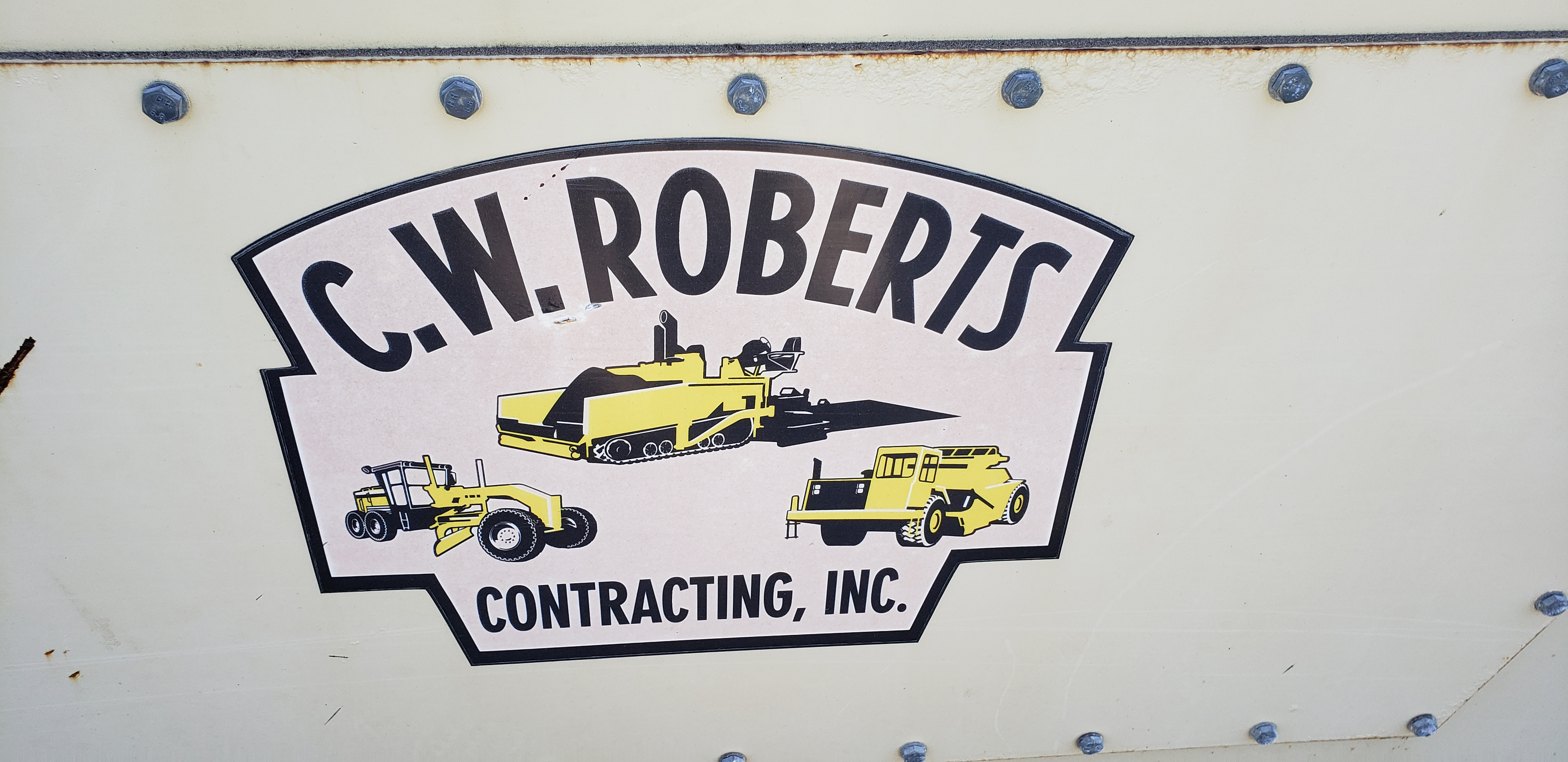 09-24-2019 CW Roberts - New Pavement
