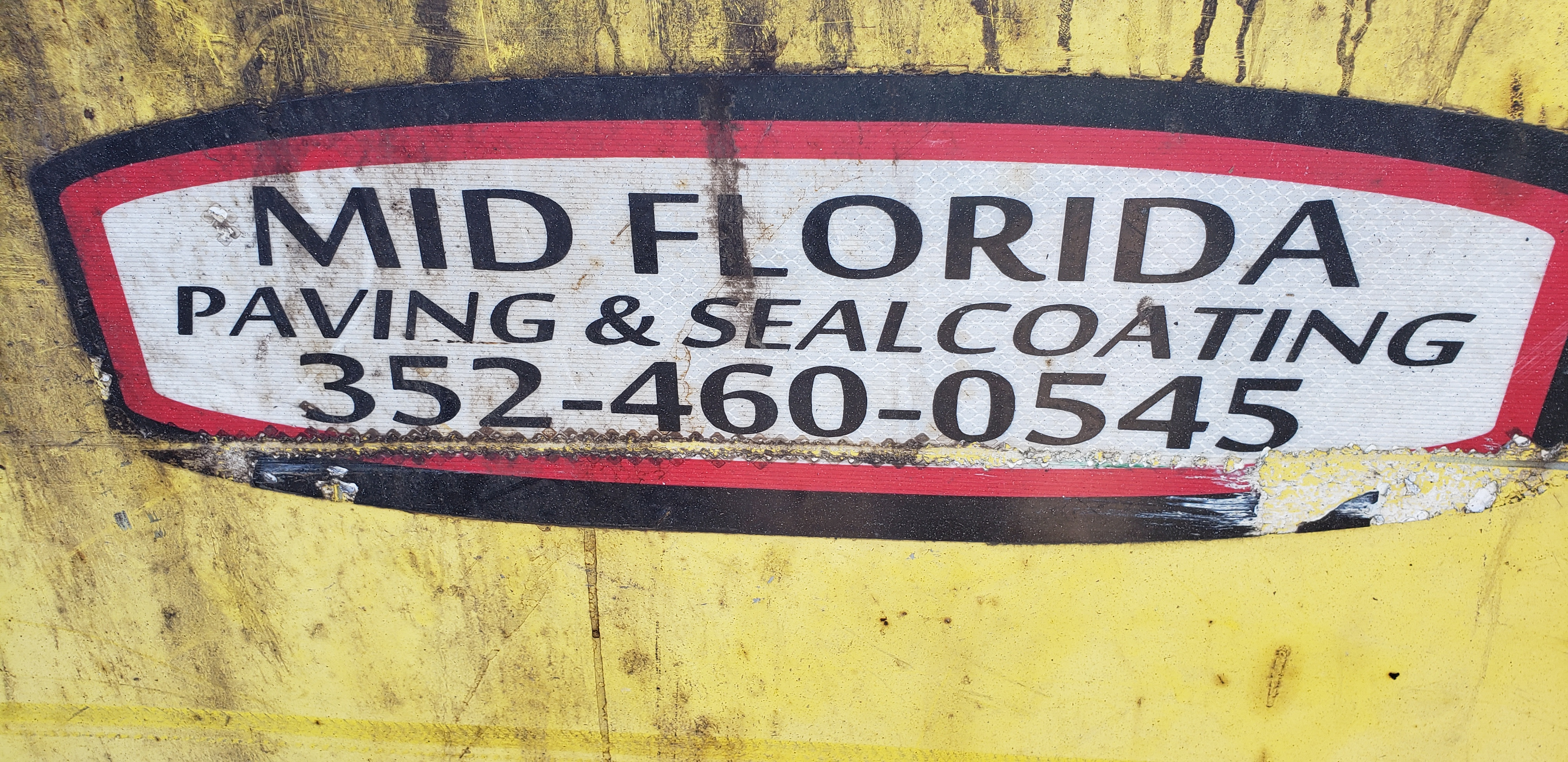 09-24-2019 MID FLORIDA Paving & Seal Coating