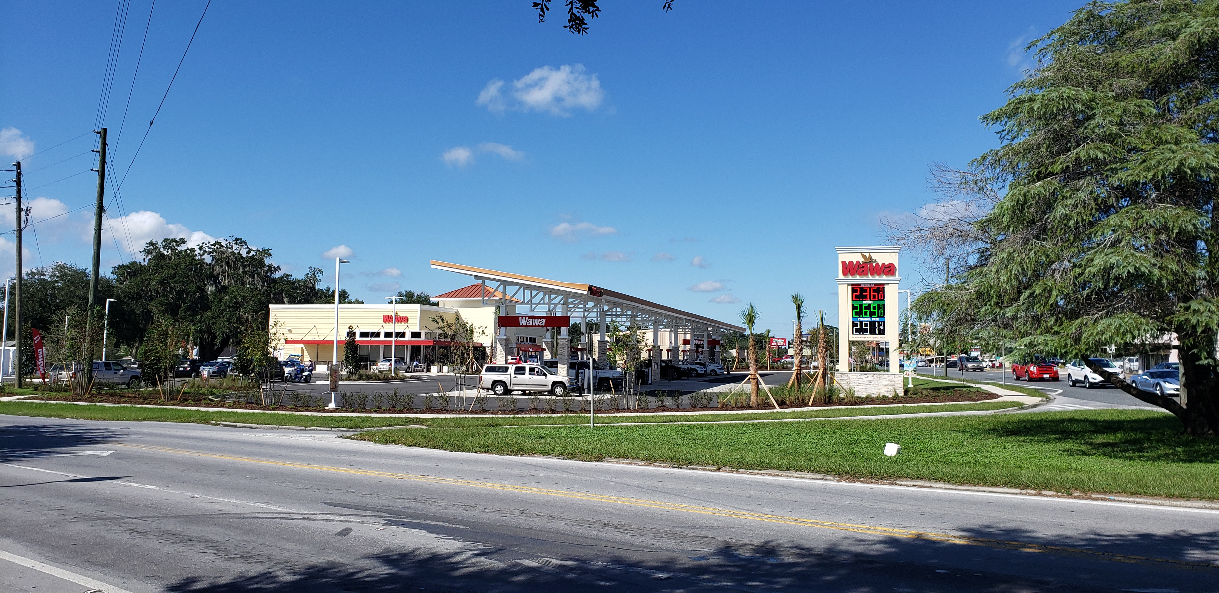 10-20-2019 OCCU Welcomes New Wawa in Belleview