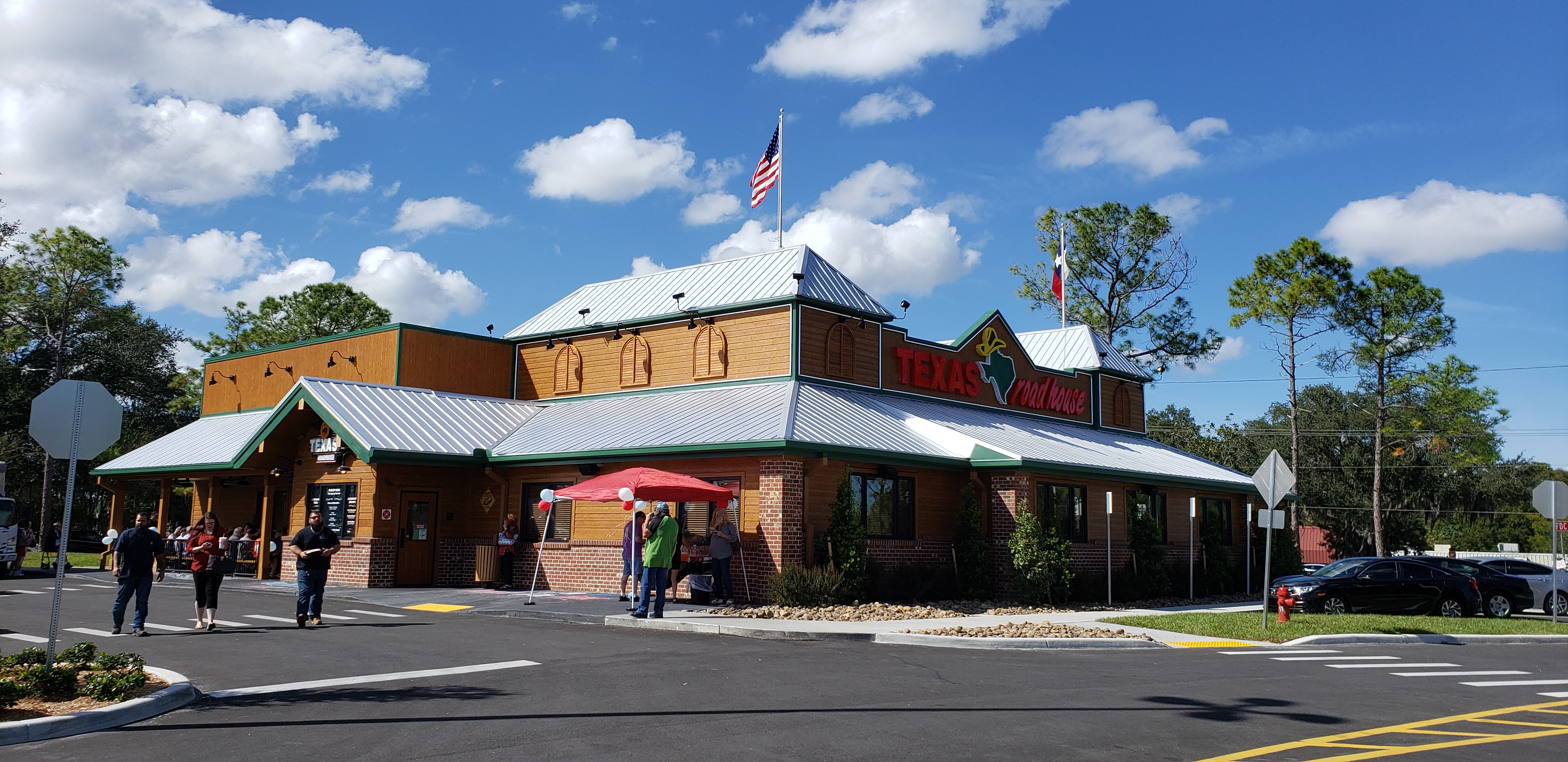 11-11-2019 Welcome Texas Roadhouse to Ocala, FL
