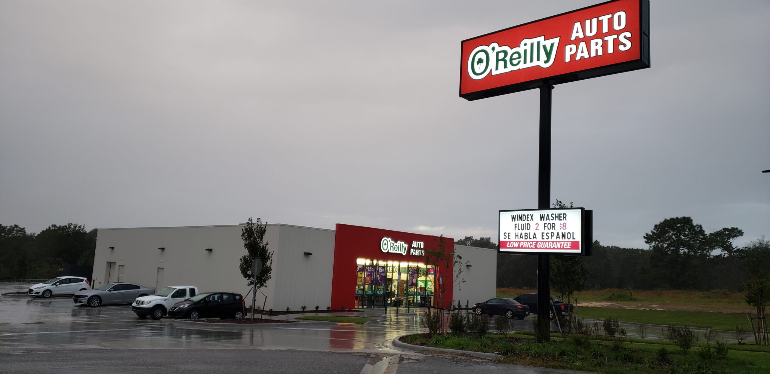 11-12-2019 Welcome O'Reilly Auto Parts to the Shores