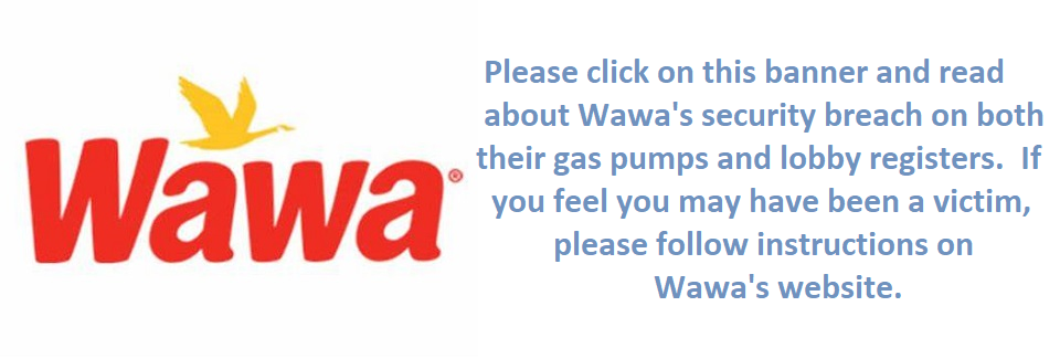 Wawa Data Security Breach