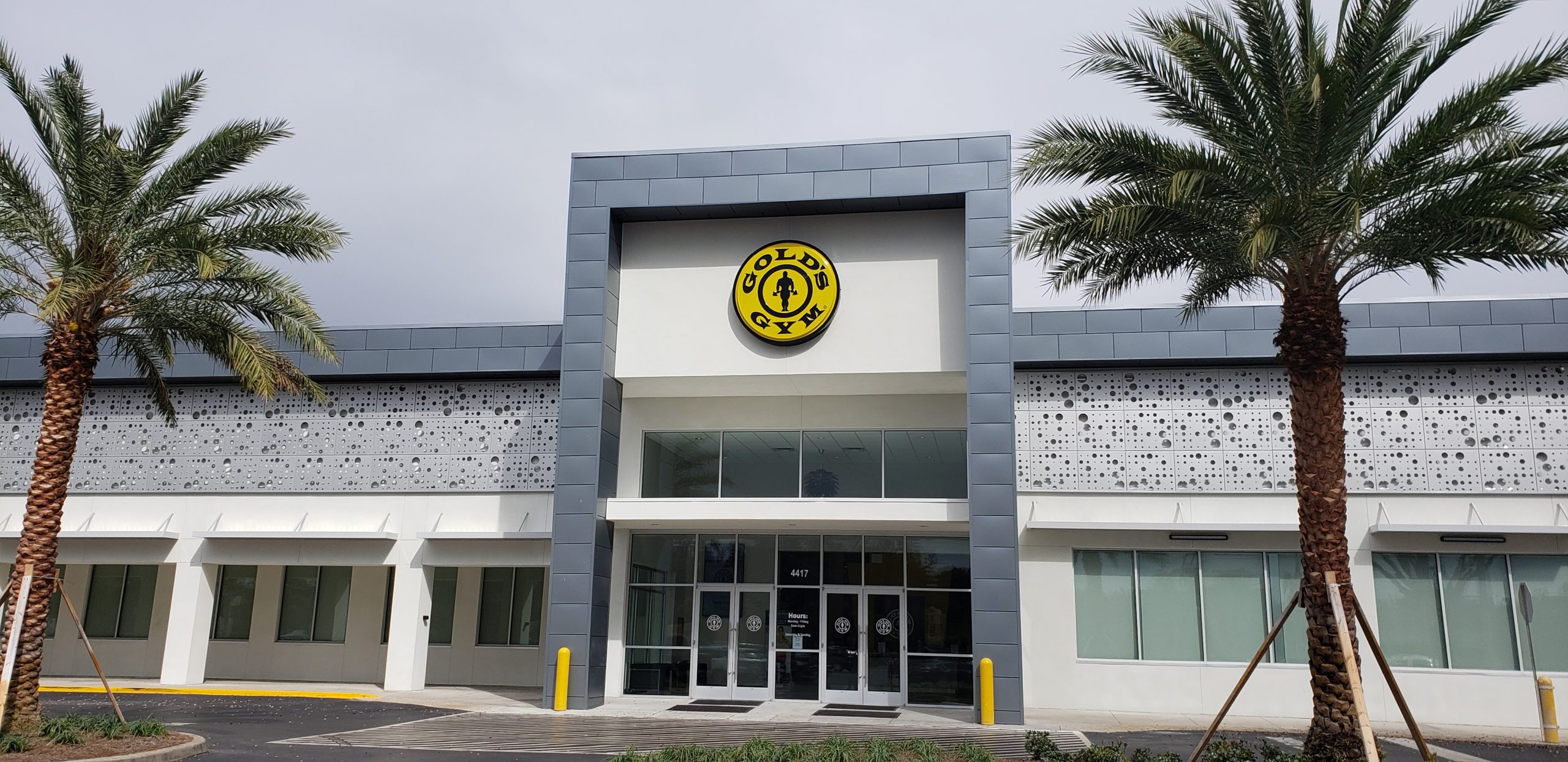 Gold's Gym Comes to Ocala