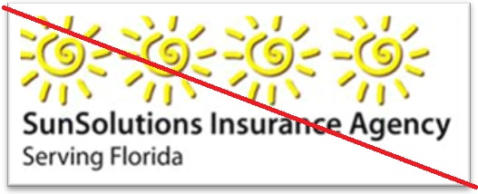 SunSolutions Insurance Agency - Terminated Contract