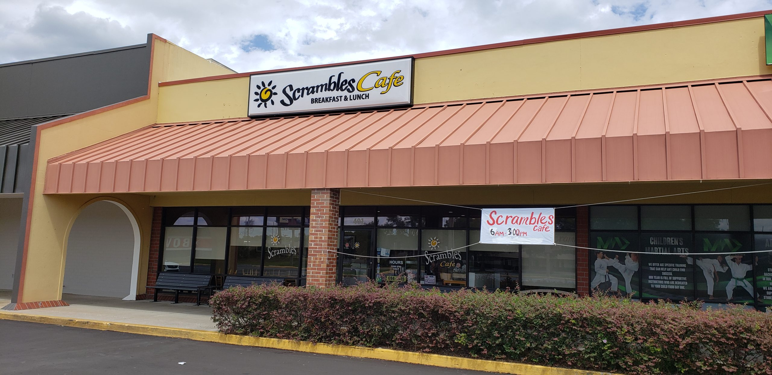 Scrambles Reopens after COVID-19