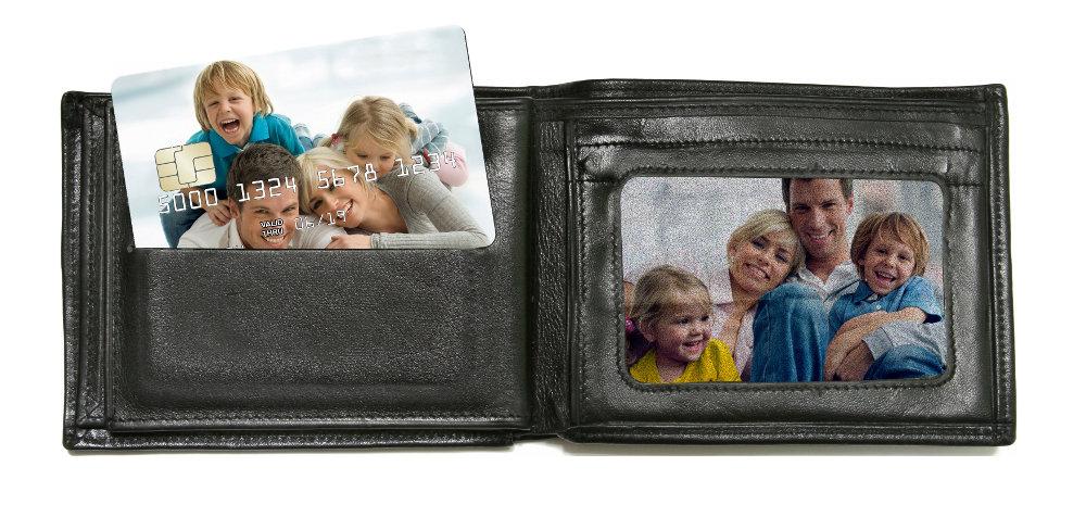 SHAZAM MyPicStudios - Card Wallet