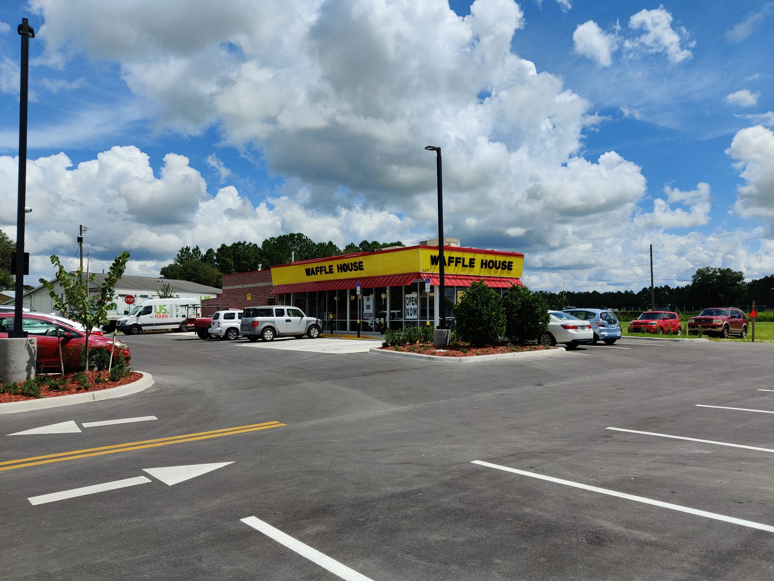 09-09-2020 Waffle House Opens in Shores Photo 1