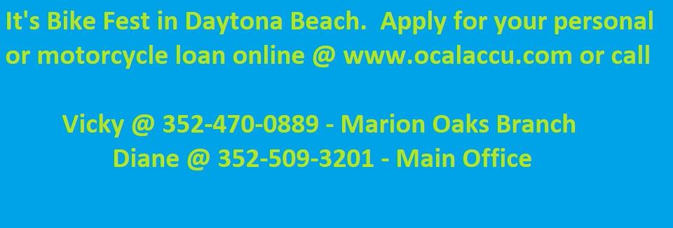 2020 Bike Fest - Daytona Beach