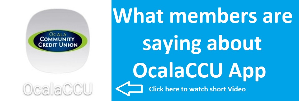 Trina talks about OcalaCCU's App