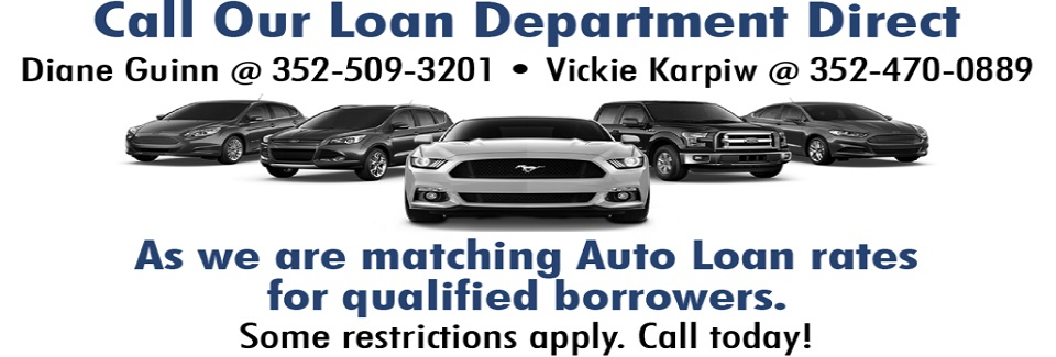 Auto Loans Matching Rates