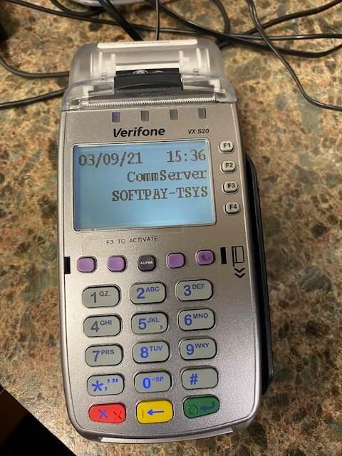 Cash Advance Machine